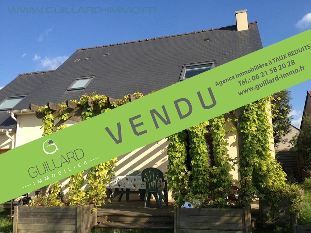 Maison à Amanlis  - 6 mn châteaugiron et 20 mn de Rennes