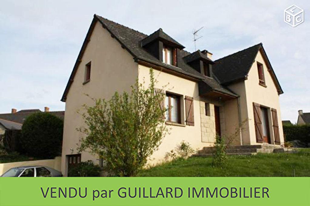 Maison 5 chambres Amanlis à 5 mn de Châteaugiron