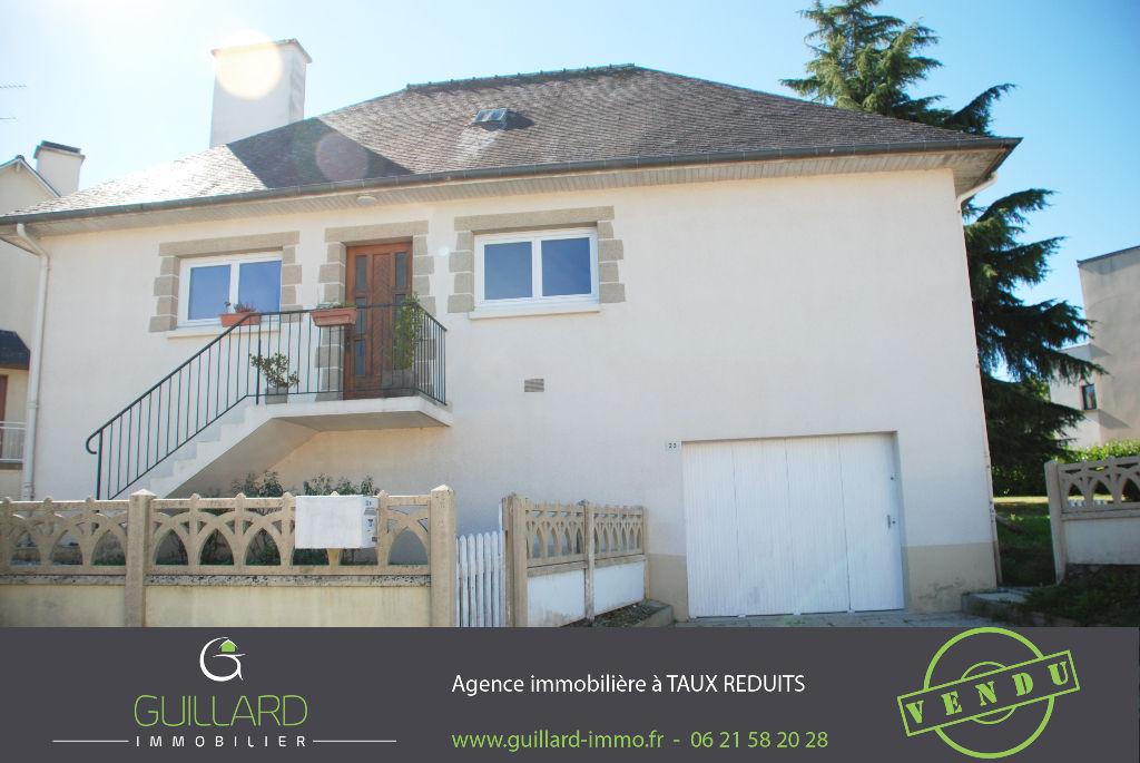 Maison  Domloup - terrain de 830 m² à 10mn Cesson Sévigné