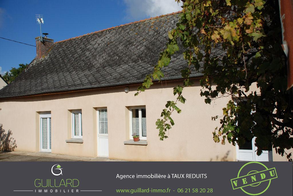 Maison AMANLIS à rénover -  3 pièce(s) 80 m2