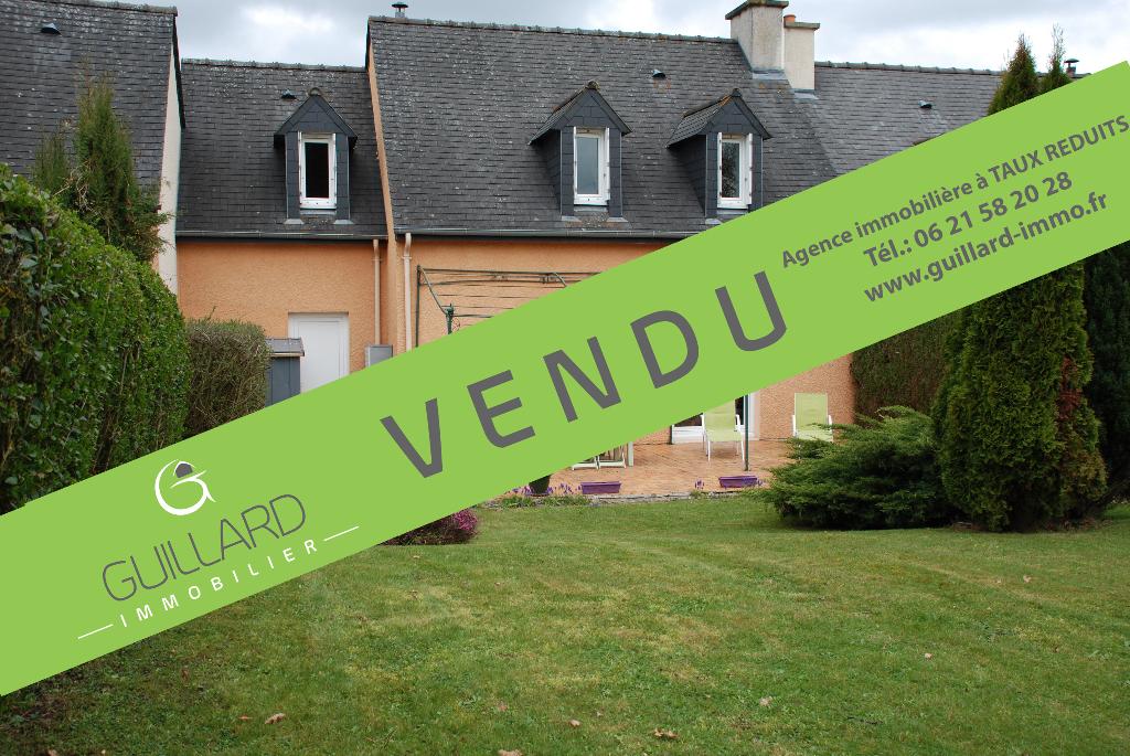 Maison  Saint Armel - 3 chambres et un bureau