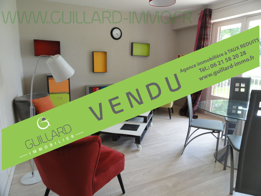 Appartement Rennes - 2 chambres