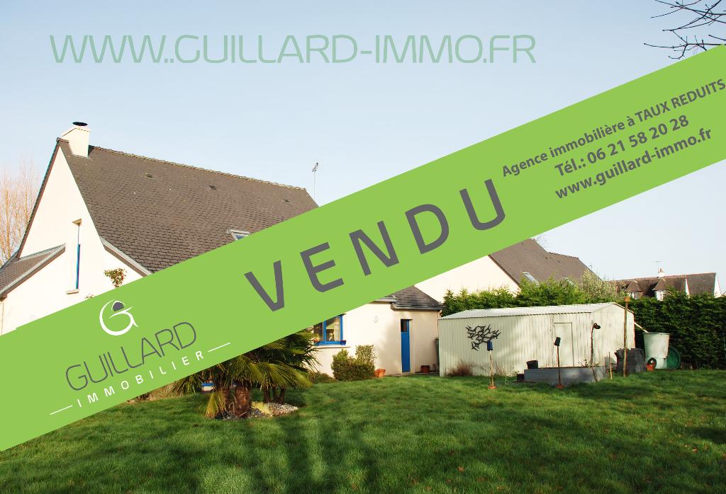 Maison Contemporaine Janze 5 chambres - 1 000 m² terrain