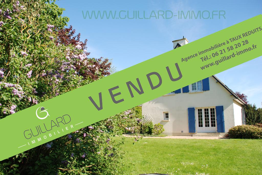 Maison 5 Chambres - Châteaugiron -142 m2 - 1 600 m² terrain