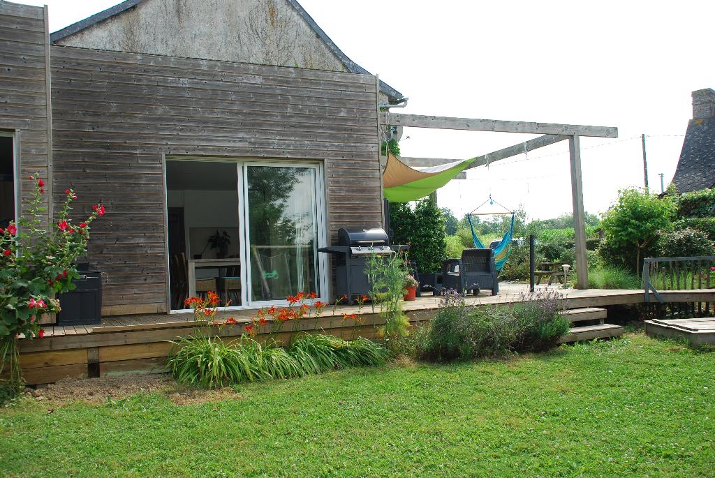 Longère Pire Sur Seiche - 4 chambres - 2080 m² terrain