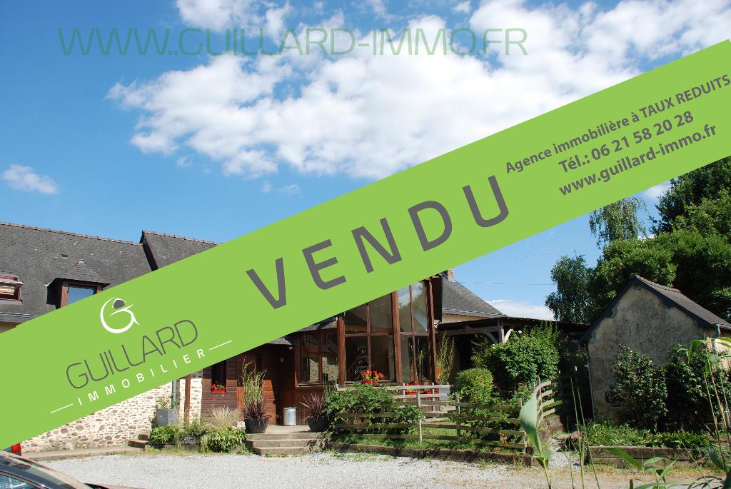 Maison Vern Sur Seiche 8 pièce(s) 241 m2