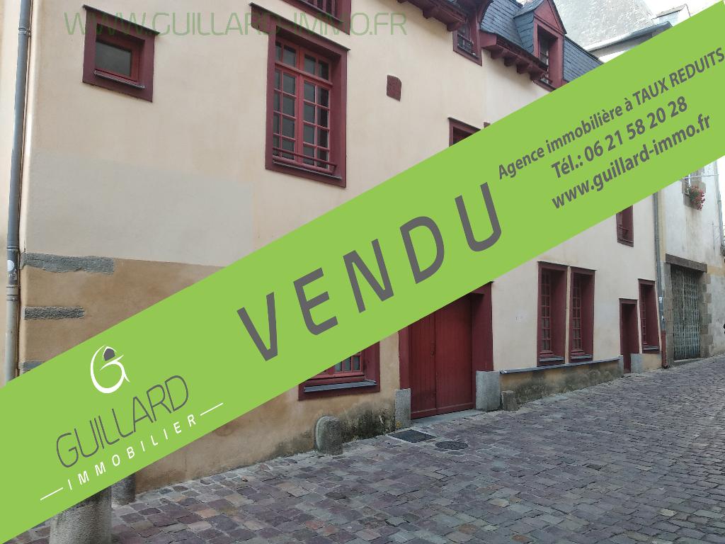 Appartement T1Bis- Rue Saint Melaine- Rennes