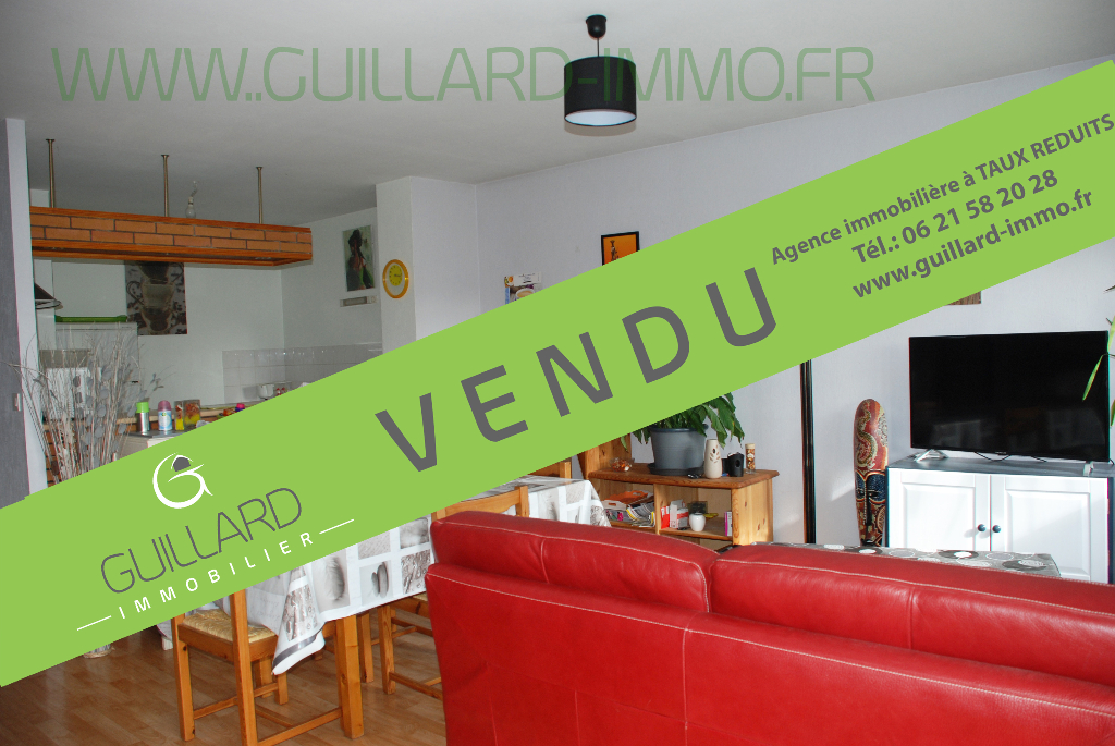 Appartement Duplex  Janze - 3 chambres 68 m2- grand balcon & garage