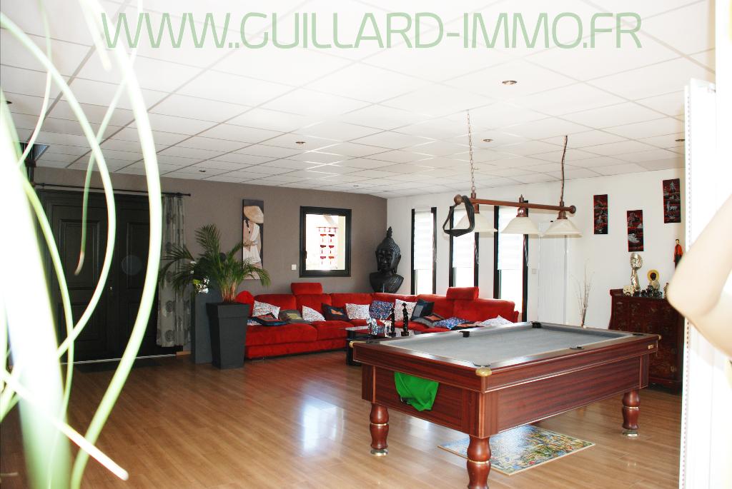 Maison à Saint Armel non mitoyenne - 6 chambres- 400 m²-